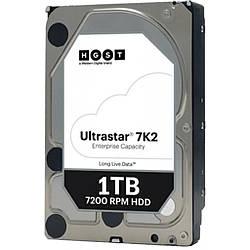 Накопитель HDD SATA 1.0TB Hitachi (HGST) Ultrastar 7K2 7200rpm 128MB (HUS722T1TALA604/1W10001)