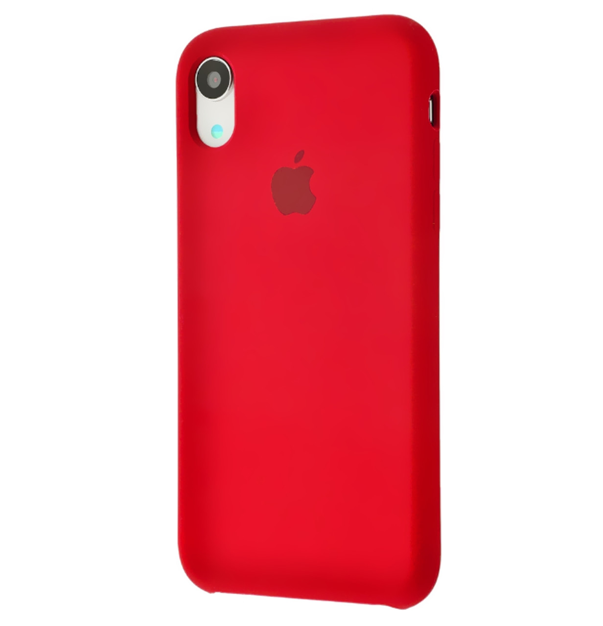 Чехол-накладка Original Silicone case для IPhone Xr Red