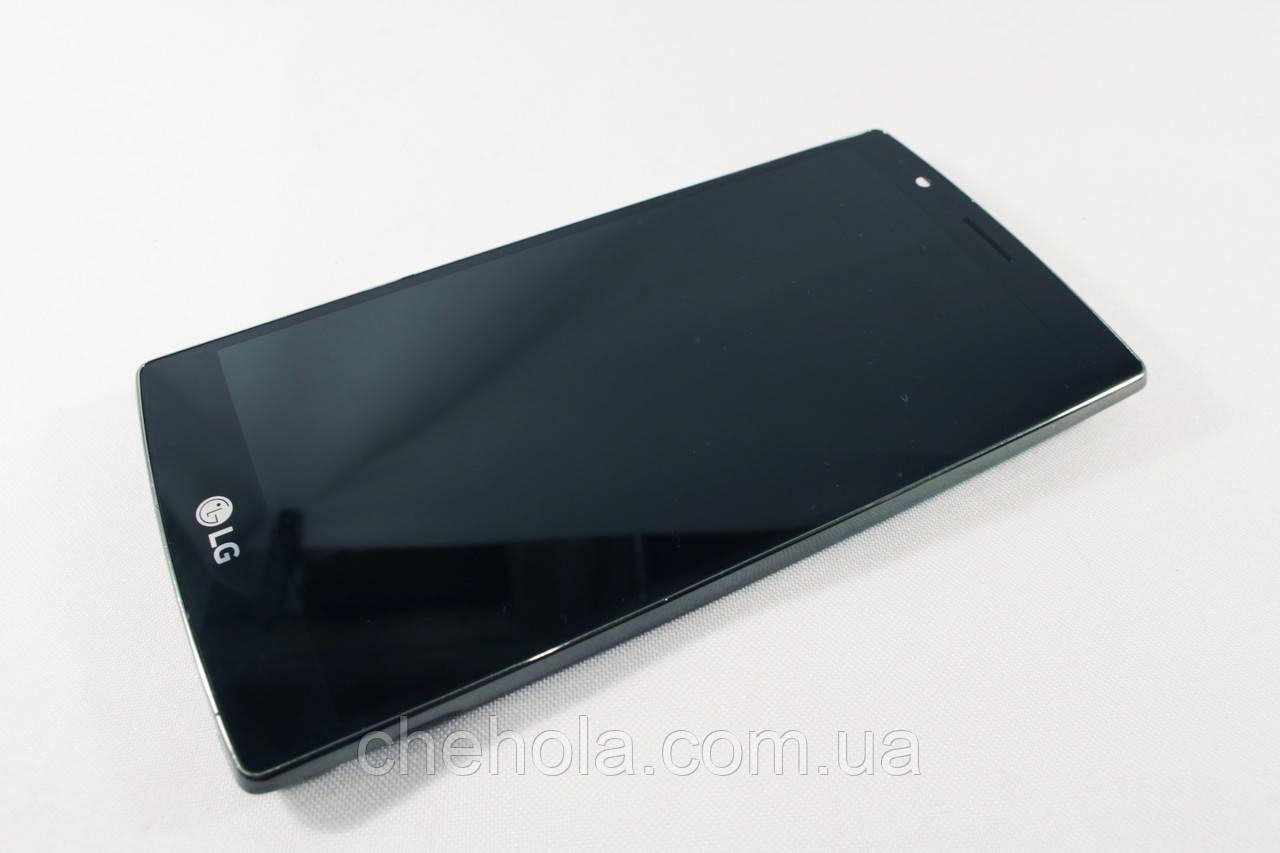 Дисплей LG G4 H811 H810 H815 H818 LS991 VS986 F500 оригінал робоча тачскрін збірка