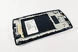 Дисплей LG G4 H811 H810 H815 H818 LS991 VS986 F500 оригінал робоча тачскрін збірка, фото 4