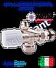 Icma 2-х угловой вентиль со встроенным воздухоотводчиком и с возможность установки термоголовки Арт. 866