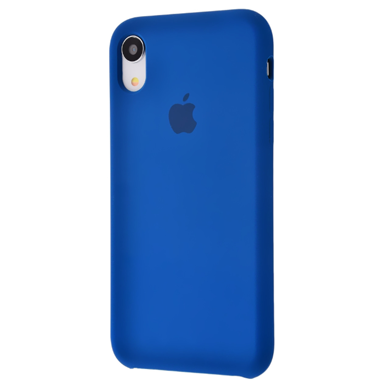Чехол-накладка Original Silicone case для IPhone Xr Blue Horizon