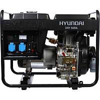 Дизельный генератор HYUNDAI DHY 5000L, фото 1