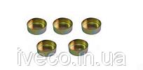 Комплект крышек суппорта тормозного металл все SN… большие колпачки 11x40  CKSK.3.3