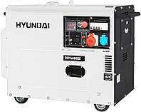 Электрогенератор HYUNDAI DHY6000SE-3, фото 1