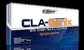 Biogenix CLA-Genix With Green Tea & L-carnitine 60 caps