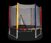 Батут KIDIGO 244 см с защитной сеткой (BT244)
