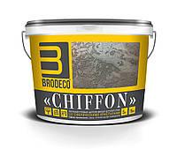 "Brodeco ""Chiffon"" 1 кг. перламутровая фактурная штукатурка, фото 1"