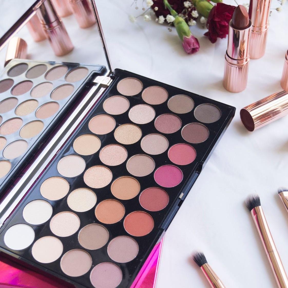 Тени для век Makeup Revolution Ultra 32 Shade Palette Flawless 3 Resurrection