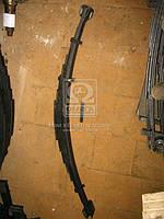 ⭐⭐⭐⭐⭐ Рессора задняя,передняя ГАЗ 66 (9-лист.) (пр-во ГАЗ) 66-2902012-03
