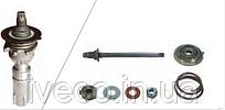 Трещетка подвода суппорта тормозного в сборе II364234076 57100001 CKSK10.45