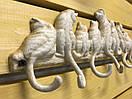 Декоративий вішак Cats, фото 3