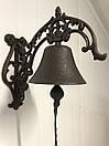 Декоративний настінний дзвінок, фото 4