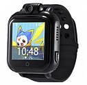 Детские Умные часы с GPS Q200 черные, фото 2