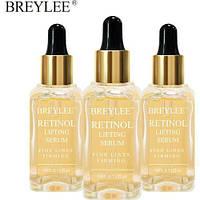 Ретиноловая укрепляющая лифтинг-сыворотка против морщин BREYLEE Retinol Lifting Collagen 15 ml