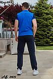 Мужской летний спортивный костюм найк, фото 4