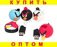 РАСПРОДАЖА Флешка Angry Bird Flash 8GB D10042