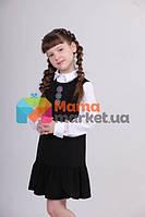 Школьное платье Lukas 5212, цвет черный
