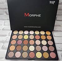 Тени для век Morphe Brushes 35 цветов (35P)
