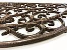 Чавунний килимок, фото 2
