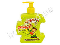 """Крем-мыло для рук и тела детское KLYAKSA """"Прикольное питательное"""" 250мл."""