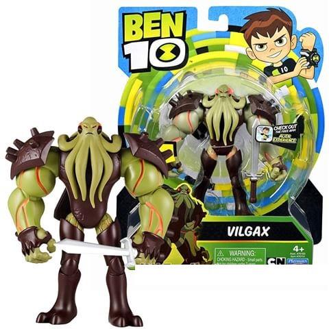 Бен Тен 10 Перезавантаження - Вилгакс, Ben 10: Vilgax with Battle Sword Action Figure, оригінал з США
