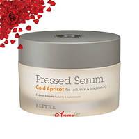 Спрессованная сыворотка-крем для лица золотой абрикос Blithe Pressed Serum - Gold Apricot