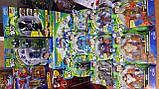 Бен Тен 10 Перезавантаження - Вилгакс, Ben 10: Vilgax with Battle Sword Action Figure, оригінал з США, фото 4