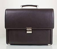 Портфель KARYA 0144-39 кожаный Коричневый