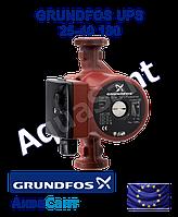 Циркуляционный насос Grundfos UPS 25-40-180 (Европа), фото 1