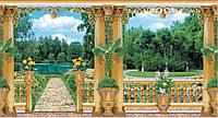 Фотообои на бумажной основе Арт-Декор Artdecor Версаль 201х388 388 см X 201 см  2000000450551
