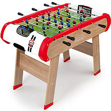 Футбольный стол игровой 4 в 1 Smoby 640001