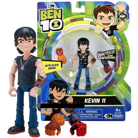 Фигурка Бен 10 Кевин, Ben 10 Kevin 11 Оригинал из США