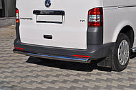 Задняя дуга по форме бампера Multivan T5 AK002