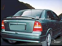 Спойлер Sedan под покраску Astra G