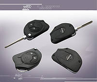 Nissan Micra 2011 ключ flip