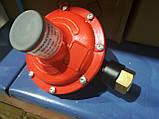 Регулятор давления газа NOVACOMET BP-2303 (30kg/h), фото 2