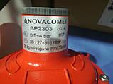 Регулятор давления газа NOVACOMET BP-2303 (30kg/h), фото 3