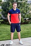 Летний мужской спортивный костюм nike, фото 6