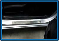 Hyundai I20 2014 Накладки на пороги
