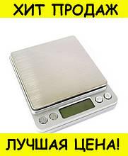 Мини весы Professional 2000g/0.1g