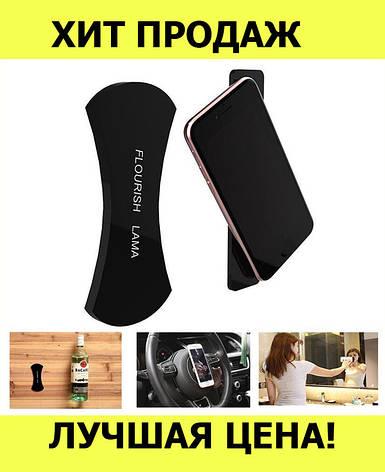 SMARTOV Nano-коврик для смартфона (черный,белый)- Новинка, фото 2