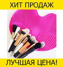 Коврик для чистки кистей Spa Brush Cleaning Mat