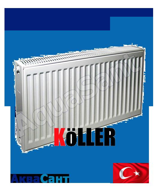 стальные радиаторы KOLLER
