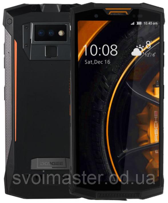 """Doogee S80 orange IP68 6/64 Gb, 5.99"""" Helio P23, 3G, 4G, РАЦИЯ, фото 1"""