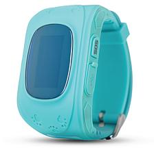 Смарт-часы, умные часы ERGO GPS Tracker Kid`s K010 детский трекер (Blue)