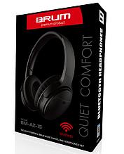 Наушники Bluetooth BRUM BM-AZ-15 черные