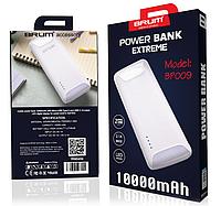 Внешний аккумулятор Power Bank BRUM BP009 10000 mAh черный