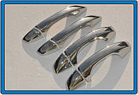 Skoda Octavia A7 накладки на ручки OmsaLine