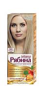 """Крем-краска """"Рябина"""" Платиновый Блонд № 1001"""